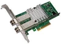 Сетевой адаптер Intel X520-SR2 (E10G42BFSRBLK)