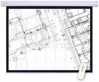 Экран настенно-потолочный Cactus Motoscreen CS-PSM-180X180
