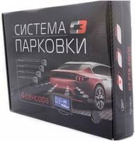 С3 Парковочный датчик C3 PTS 410V10 (4датчиков)