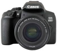 Canon Зеркальный фотоаппарат EOS 850D kit 18-135 IS USM
