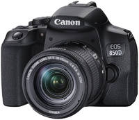 Canon Зеркальный фотоаппарат EOS 850D kit 18-55 IS STM