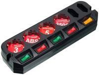 Удлинитель электрический MOST A16 (5м, черный)