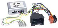 Адаптер рулевой INTRO ACSS OPEL Insignia,Asstra-J,CHEVROLET Cruze/Pioneer,Sony