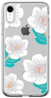 Накладка Devia Blossom Crystal Series для iPhone X/XS