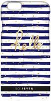 Чехол-накладка So Seven Bord de Mer для Apple iPhone 7/8 Plus