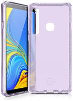 Чехол-накладка ITSKINS SPECTRUM CLEAR для Samsung Galaxy A9 (2018) сиреневый