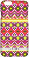 Чехол-накладка So Seven Inca Drawning для Apple iPhone 7/8 Plus принт Motif jaune