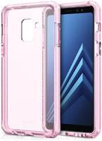 Чехол-накладка ITSKINS SUPREME CLEAR для Samsung Galaxy A8 (2018)