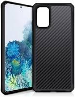 Чехол-накладка ITSKINS HYBRID CARBON для Samsung Galaxy S20+
