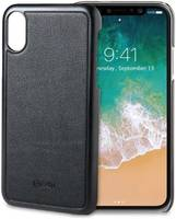 Чехол-накладка Celly Magnetic Cover (подх.д/магн.держ.) Apple iPhone X/XS