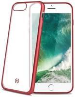 Чехол-накладка Celly Laser Matt для Apple iPhone 7/8 , кант
