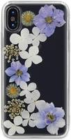 Чехол-накладка DYP Flower Case для Apple iPhone X/XS с цветами