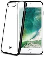 Чехол-накладка Celly Laser Matt для Apple iPhone 7/8 Plus , кант