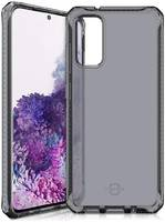 Чехол антибактериальный ITSKINS SPECTRUM CLEAR для Samsung Galaxy S20 дымчатый