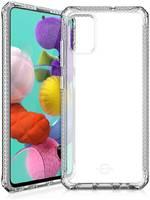Чехол антибактериальный ITSKINS SPECTRUM CLEAR для Samsung Galaxy A51