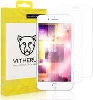 Защитное стекло Vitherum Gold 2.5D для Apple iPhone 7 Plus/8 Plus, прозрачное (2 шт.)