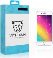 Защитное стекло Vitherum Aqua для Samsung Galaxy Note 20, прозрачное