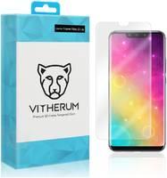 Защитное стекло Vitherum Aqua 3D для Samsung Galaxy S20+, прозрачное