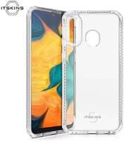 Чехол антибактериальный ITSKINS HYBRID CLEAR для Samsung Galaxy A40