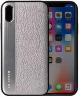 Чехол-накладка So Seven для Apple iPhone X/XS THE METAL EFFECT