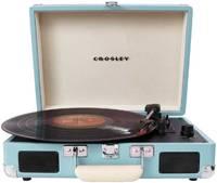 Проигрыватель виниловых дисков Crosley Cruiser Deluxe (CR8005D-TU)