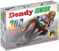 Игровая консоль Dendy Junior (300 встроенных игр + световой пистолет)