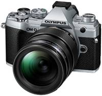 Olympus Цифровой фотоаппарат OM-D E-M5 Mark III Kit (E-M5 Mark III Body + EZ-M1240 )