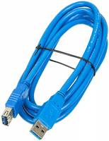 Кабель-удлинитель Ningbo USB A(m) USB A(f) 1.8м блистер