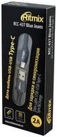 Кабель RITMIX RCC-437 USB – Type-C 1м Jeans