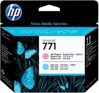 Печатающая головка HP 771 пурпурная и голубая (2500 стр)