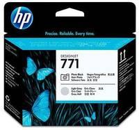 Печатающая головка HP 771 черная фото и серая (2500 стр)