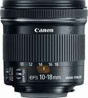 Объектив Canon EF-S 10-18mm f 4.5-5.6 IS STM