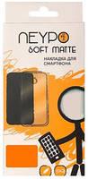 Чехол Neypo для Huawei Honor 30 Soft Matte Silicone Dark NST17605