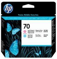 Картридж струйный HP 70 C9405A пурпурный