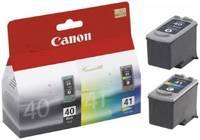 Картридж Canon PG-40+CL-41 (0615B043) набор для Canon Pixma MP450/150/170, /трехцветный