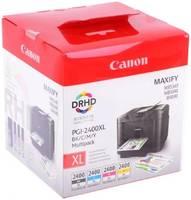 Картридж Canon PGI-2400XL (9257B004) набор для Canon iB4040/МВ5040/5340, //пурпурный