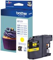 Картридж Brother LC563Y для Brother MFC-J2510