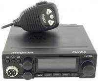 Автомобильная радиостанция Megajet 600 TURBO p/c AM/FM 240 кан 10W