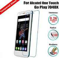 VSP (BoraSCO) Защитное стекло VSP Flex для Alcatel One Touch Go Play 7048x