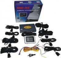 Парковочный датчик SHO-ME Y-2612N08 (флюор. дисплей,22мм)