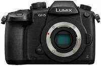 Цифровой фотоаппарат Panasonic Lumix DC-GH5 Body
