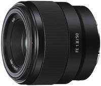 Объектив Sony SEL-50F18F E-Mount FE 50mm F1.8 (Full Frame)