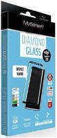 Закаленное защитное стекло MyScreen Glass edge White iPhone 8 Plus 2,5D