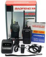Рация BAOFENG BF-888S (без гарнитуры)