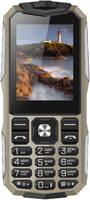 Мобильный телефон Vertex K213 (песочный)