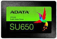 Внутренний SSD ADATA SU650 120Gb 2.5″