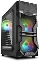 Компьютерный корпус Sharkoon VG7-W RGB