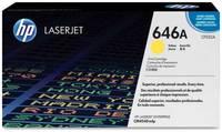 Картридж HP 646A CF032A