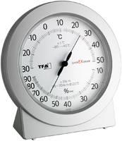 Термометр TFA 45.2020, пластик, высокоточный (серебряный)