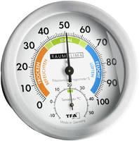 Термометр TFA 45.2028, биметаллический (серебряный)
